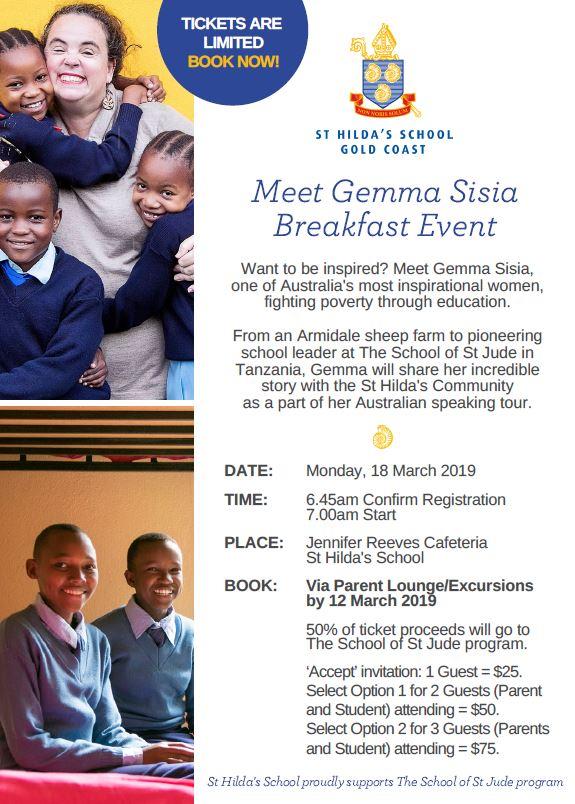 Senior School News - March 2019 - St Hilda's School